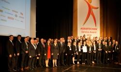 AGRAVIS Technik-Gruppe: zwei Sieger beim Service Award