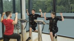 Bei korrekter Anwendung: EMS-Training sicher, effektiv und gesundheitsfördernd