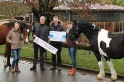 Charity-Aktion vom Pferdehof Löwelsberg