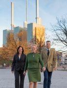Gelungene Einweihungsfeier bei der Futura in Hannover