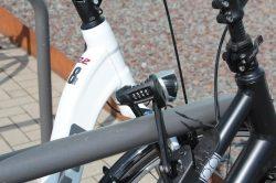 Gestohlene Fahrräder und das Faltschloss als Abhilfe