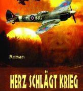 Herz schlägt Krieg- Der neue Roman von Jörg Krämer