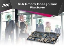 Embedded World 2018: VIA zeigt neue VIA Smart Recognition Plattform