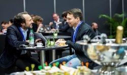 Networking der Extraklasse auf der Internet World EXPO 2018  Mit dem Networking-Ticket in die VIP-Lounge  06. bis 07. März 2018, Messe München