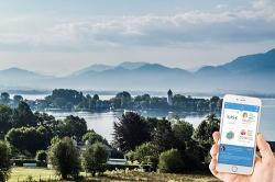 """Pilotprojekt: """"10.000 Schritte im Chiemgau"""""""