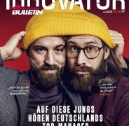 The Red Bulletin Innovator: 50.000 neue Hefte im Handel