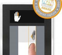 JENETRIC für gerollte Fingerabdruckaufnahme ausgezeichnet