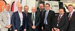 Internationale Verbandsarbeit: Europäischer Fuhrparkverband EUFMA gegründet