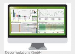 Hannover Messe: Vorträge zur Erfüllung der ISO 50001 und ISO 50003 von econ solutions