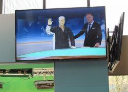 Rüsselsheimer Volksbank eG besucht ZDF