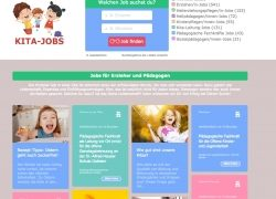 Kita-jobs.com ist live