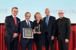 Life Achievement Award für Fredmund Malik