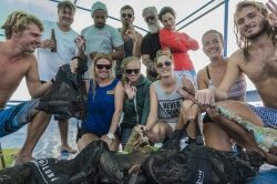 Die #binbagchallenge: Für sauberere Strände und Gewässer weltweit