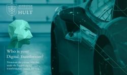 Ashridge und Ferrari suchen den Digital Transformer 2018