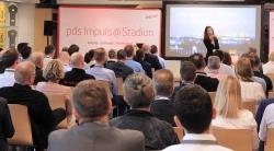 pds Stadiontour durch Deutschland – Impulse für ein digitales Handwerk
