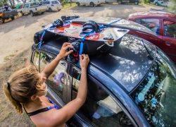 Ein Dachgepäckträger der auf fast jedes Auto passt