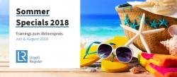 Haben Sie diesen Sommer schon etwas vor?