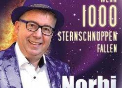Wenn tausend Sternschnuppen fallen – das neue Lied von Norbi
