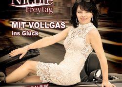 Mit Vollgas ins Glück – das neue Album von Nicole Freytag