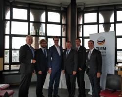 Turmgespräch des Mittelstandes: Deutscher Mittelstands-Bund diskutiert mit Experten und Unternehmern…