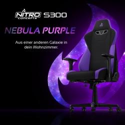 BRANDNEU bei Caseking – Der Nitro Concepts S300 Gaming-Stuhl in…