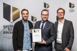 Kia Motors und Sony Music gewinnen German Brand Award