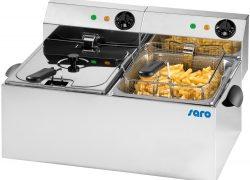 Elektrofritteusen von Saro Gastro-Products: Goldrichtig in der Großverpflegung