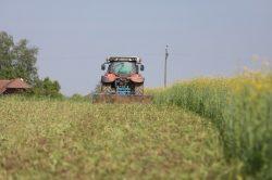 Bodenbearbeitung mit Ackerfräsen für stabile Erträge