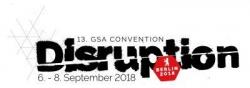 """""""Disruption"""": Der 13. Jahreskongress der German Speakers Association vom 6.…"""