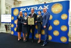Skytrax zeichnet Air Astana zum siebten Mal in Folge aus