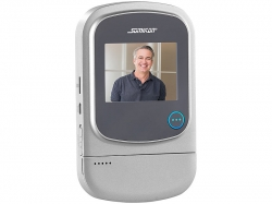 Digitaler HD-Türspion VTK-400 mit Klingel, Bewegungsmelder, WiFi und App