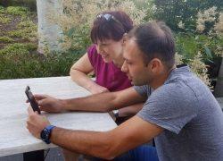 Nachhaltigkeits-Infos direkt aufs Smartphone
