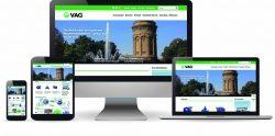 Neue Webseite: Die VAG-Gruppe präsentiert ihr Portfolio und viele weitere Funktionalitäten auf höchstem virtuellen Niveau