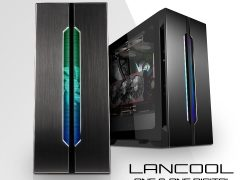BRANDNEU bei Caseking – Die Lian Li LANCOOL ONE Series…