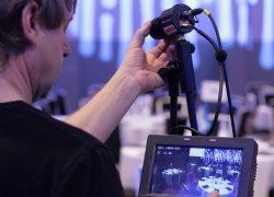 Packende Bilder und ungewöhnliche Perspektiven bei Live-Produktionen