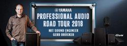 Yamaha Pro Audio Road Tour 2018: Großer Live-Sound, kompakt und…