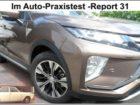 Auto-Praxistest-Report: Vom Eclipse Cross bis zu Ford