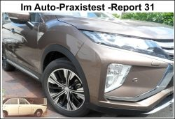 Auto-Praxistest-Report: Vom Eclipse Cross bis zu Ford