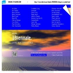1. Digitale Biennale. Einladung zur PK am Montag, 19. September…
