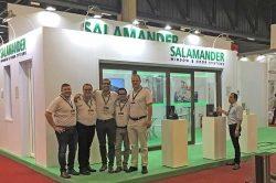 Salamander begeistert auf Fachmesse FESQUA in Brasilien