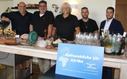 """Charity: """"Kulinarisches Feuerwerk"""" im Römerhof Bornheim"""