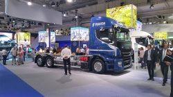 Alternative Antriebe: Fraikin und Iveco präsentieren neuen LNG-Stralis NP 460 (IAA Nutzfahrzeuge 2018, Stand 17, Halle 20)