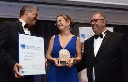 Wiedereingliederungskonzept für Mütter gewinnt Europäischen Preis für Training, Beratung und Coaching in Gold und Sonderpreis der Jury