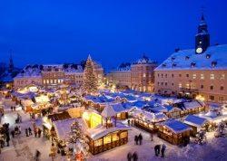 Umweltfreundliche Serviceverpackungen und Einweglösungen für den Weihnachtsmarkt