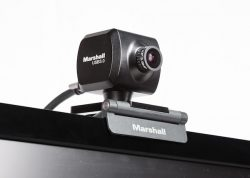 Von Videokonferenz bis Gaming-Live-Stream: Die Full-HD-USB-Kamera Marshall CV502-U3 liefert Broadcast-Qualität per Plug-and-play