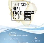 cma audio bringt audiophile Highlights auf die Deutschen HiFi Tage 2018: Audeze, Ultrasone, Niimbus, Violectric, Lake People, IsoAcoustics