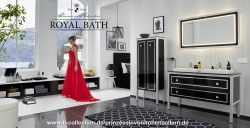Maja Prinzessin von Hohenzollern präsentiert ROYAL BATH Collection