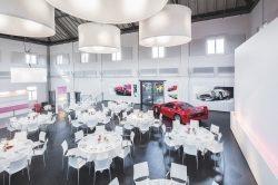 autobau erlebniswelt – die Eventlocation mit Drive