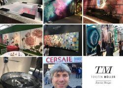 Cersaie 2018 – Die neuen Fliesen-Trends für Bad und Spa aus Italien