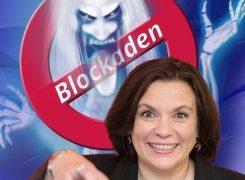 Christine Hofmann  –  auf der 1. Speaker-Cruise der Welt